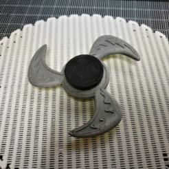 Descargar archivos 3D gratis mini Spinning Blade, ShockyBugs