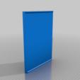 Tray.png Télécharger fichier STL gratuit Perchoir à oiseaux (crochet sur la porte de l'armoire) • Modèle imprimable en 3D, ShockyBugs