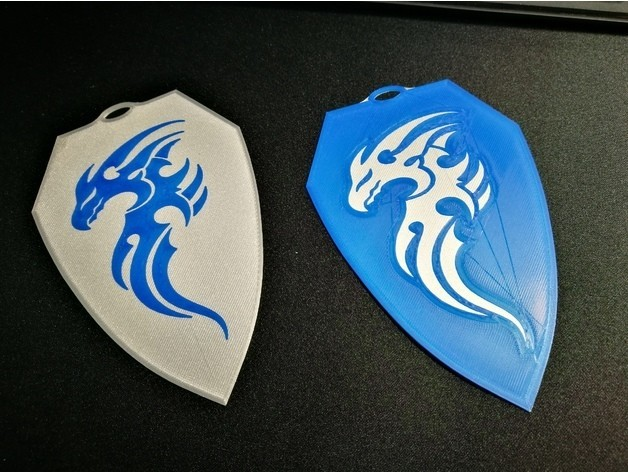 1a737cd7d652c62922ae8e765bf749e6_preview_featured.jpg Download free STL file Bookmark #01 • 3D printer design, ShockyBugs