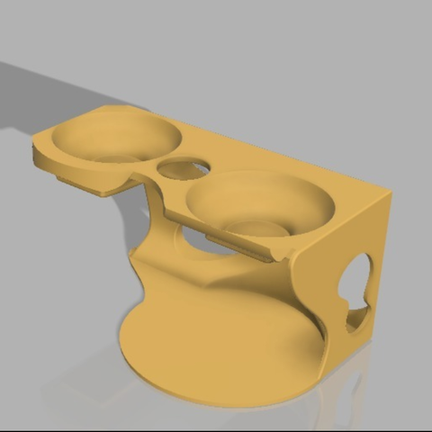 Capture d'écran 2018-01-02 à 12.42.19.png Download free STL file Multi-Level Mini Pots Stand • 3D printable template, ShockyBugs