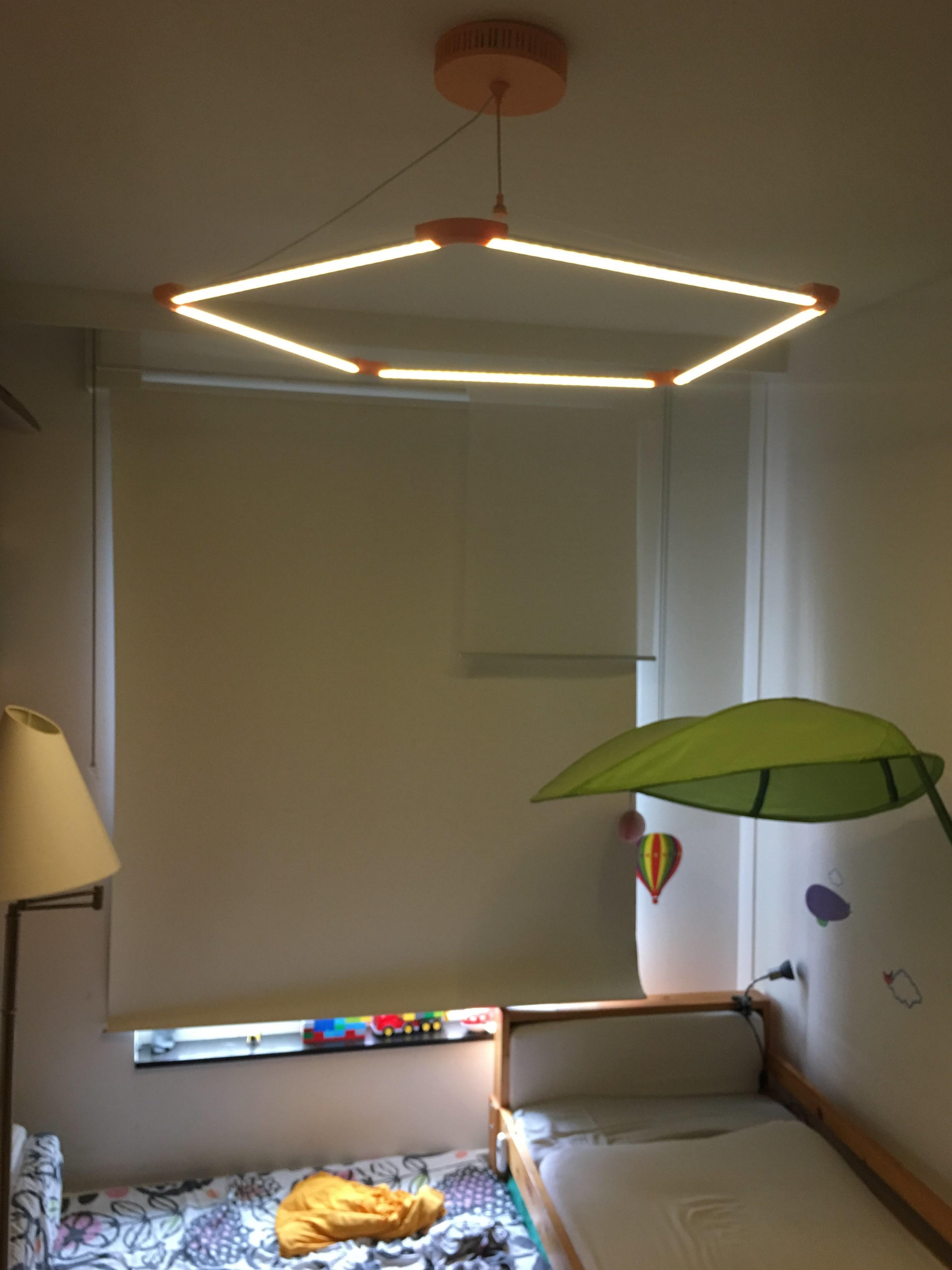 IMG_2970.jpg Download STL file LED ceiling light • Model to 3D print, tomcasa