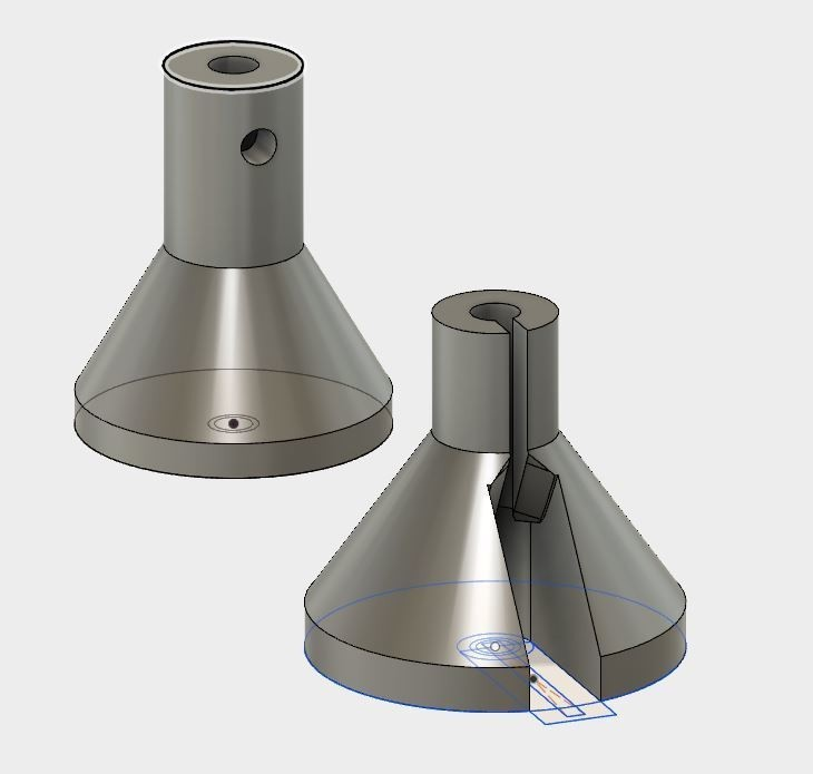 0006.JPG Download STL file LED ceiling light • Model to 3D print, tomcasa
