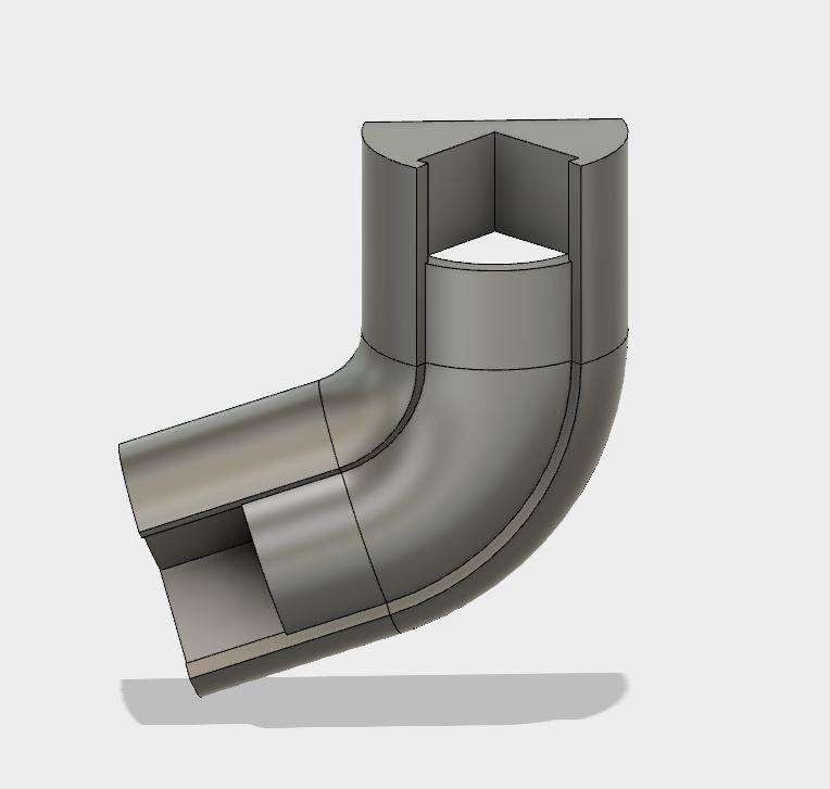 0003.JPG Download STL file LED ceiling light • Model to 3D print, tomcasa