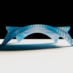 Free 3D print files Arch coffee table, IonutPatrascu