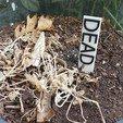 20200602_132112.jpg Télécharger fichier STL gratuit Étiquettes de noms de plantes • Plan imprimable en 3D, Jdog