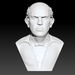 Descargar modelo 3D Domingo Faustino Sarmiento, JoacoKin
