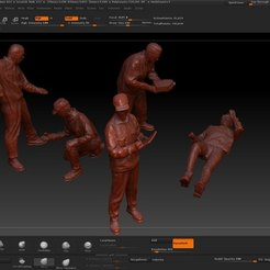 Download 3D printer designs Mechanics for model - mechanics for mock-ups, JoacoKin