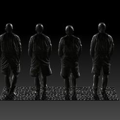 Télécharger fichier impression 3D Les Simulateurs (Série Argentine), JoacoKin