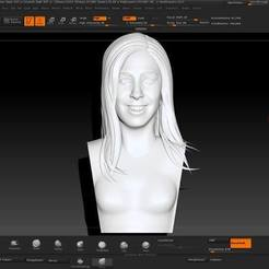 Download 3D printer model Maria Eugenia Vidal, JoacoKin