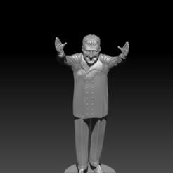 Télécharger fichier 3D Juan Domingo Peron (prix nac&pop), JoacoKin