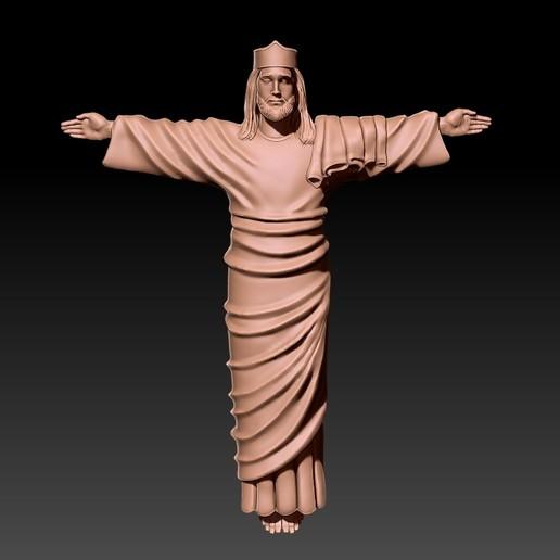 Descargar diseños 3D Jesucristo redentor - Jesucristo redentor, JoacoKin