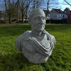 Descargar archivo 3D Julius Caesar - Julio Cesar, JoacoKin
