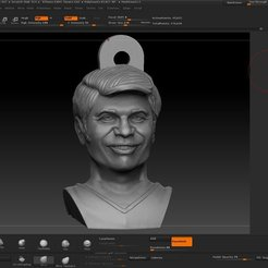 Download STL file Axel Kicillof (Governor of Buenos Aires), JoacoKin