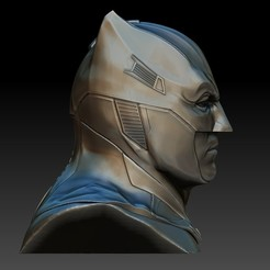 Badsaadsasd.jpg Download OBJ file Batman Tactic Mask - Batman Tactical Mask • Model to 3D print, JoacoKin