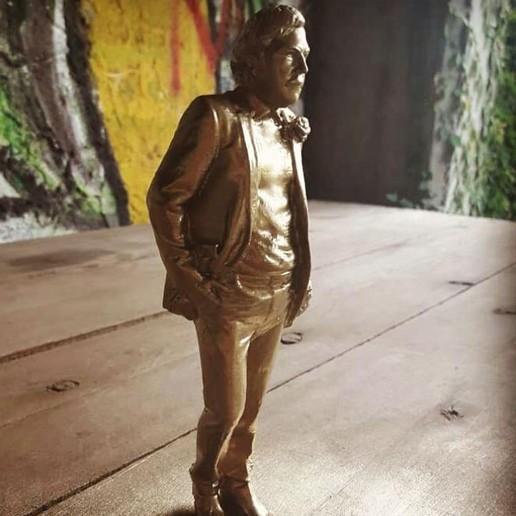 Télécharger modèle 3D Pablo Emilio Escobar Gaviria (roi de la cocaïne), JoacoKin