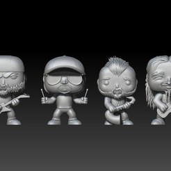 larengaaaaaa.jpg Download STL file FUNKO POP LA RENGA • 3D printable design, JoacoKin