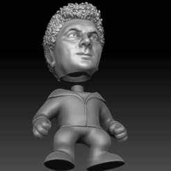 Download 3D printing files Rafa de Villa Dominico (The voice of the people), JoacoKin
