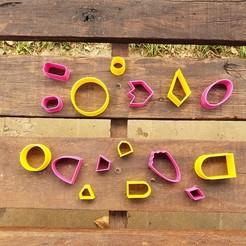 Télécharger fichier STL Différentes formes pour la fabrication de bagues en porcelaine froide • Design pour imprimante 3D, PolacoJNM