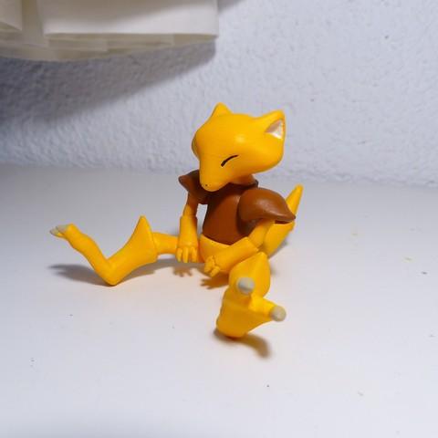 Télécharger modèle 3D Ouverture du Pokemon, JuanMA