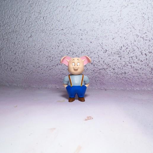 Télécharger STL Figure de Oolong dans le Dragon ball, JuanMA