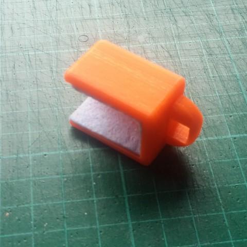 Free 3D model MONITOR GLASSES HOLDER, wjordan819