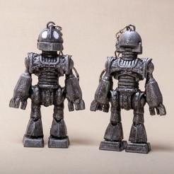 Descargar Modelos 3D para imprimir gratis Bebé Gigante de Hierro, wjordan819