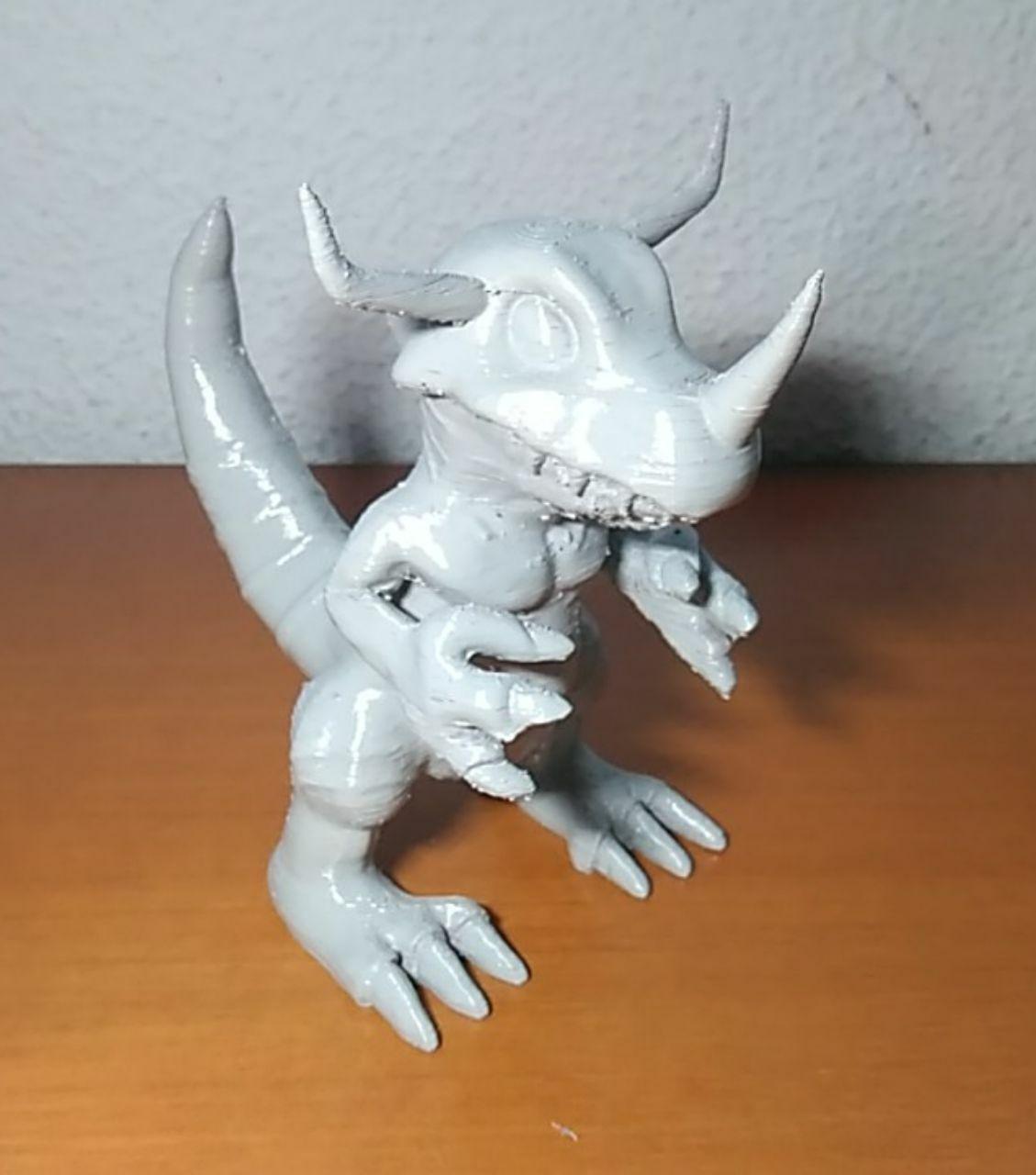 Greymon.jpg Télécharger fichier STL gratuit Greymon • Modèle pour imprimante 3D, Jtachan