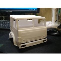 Descargar Modelos 3D para imprimir gratis KAMAZ_in_1_16_escala, OvidijusBakas