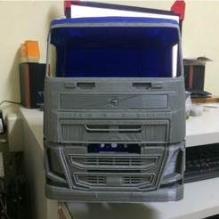 Descargar modelos 3D gratis Volvo_FH_Serles__Body_RC_1_14, OvidijusBakas
