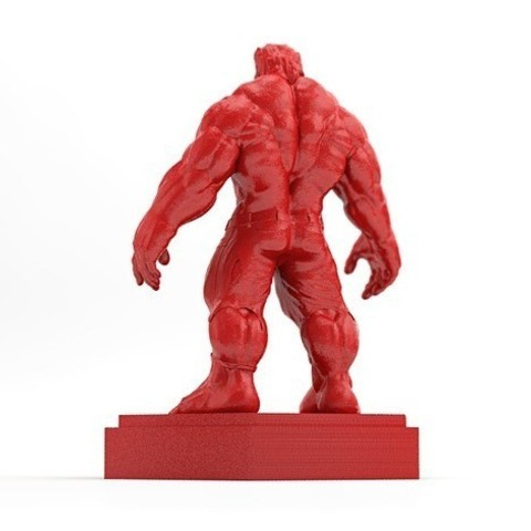 Hulk-03_preview_featured.jpg Download free STL file Hulk • Model to 3D print, X3RPM