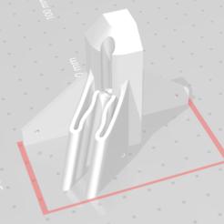 Télécharger fichier STL gratuit Oculus Rift sensor holder, HagridleVrai