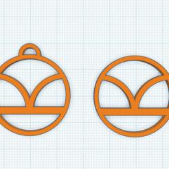 Télécharger fichier imprimante 3D gratuit Kingsman logo, HagridleVrai