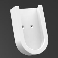 Descargar diseños 3D Soporte de pared para Lexman iduo Un control remoto, Sollagnier