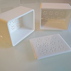Télécharger plan imprimante 3D Filtre aquarium Fluval Edge 23 ou 46 litres / Fluval Edge Aquarium Filter 23 or 46 liters, FIL3D