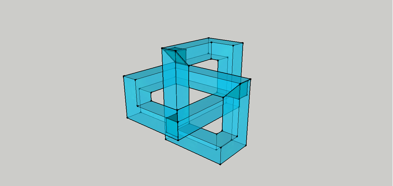 k1.png Download free STL file Clover knot • 3D print object, luis_torres012