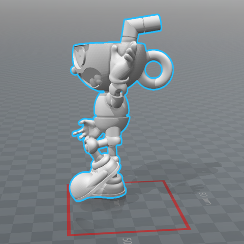 Cuphead 2.0 Versión Final (3) - 2.png Download STL file Cuphead - Action Figure • 3D print object, luis_torres012