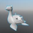 3.png Download STL file Lapras • 3D printer template, luis_torres012