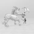04.png Download STL file Link vs Centaleon • 3D printer object, luis_torres012