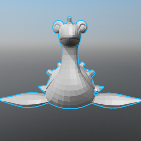 1.png Download STL file Lapras • 3D printer template, luis_torres012