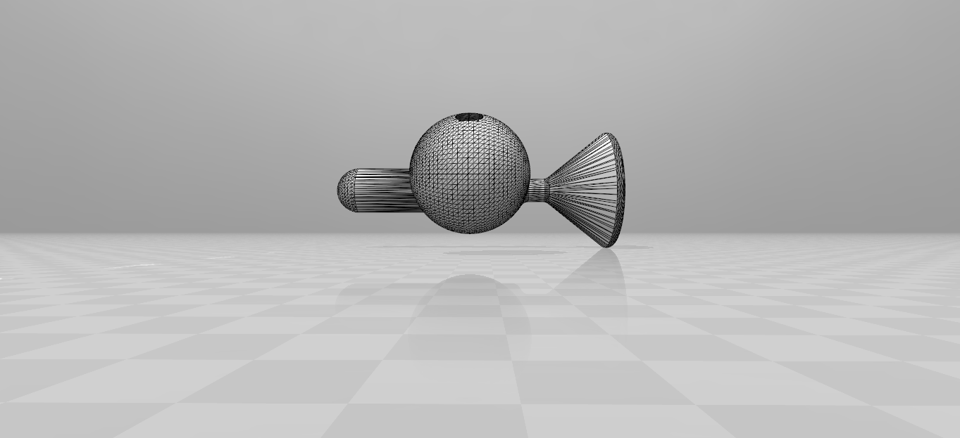 4.png Download STL file Balero de Copa • Design to 3D print, luis_torres012