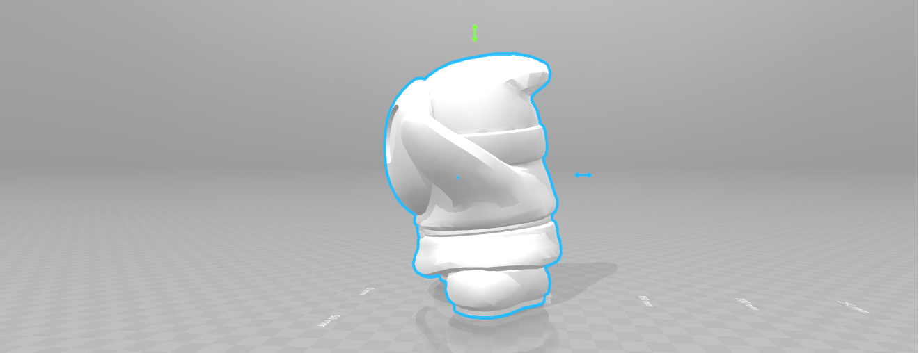 2.png Download STL file Shy Guy • Design to 3D print, luis_torres012