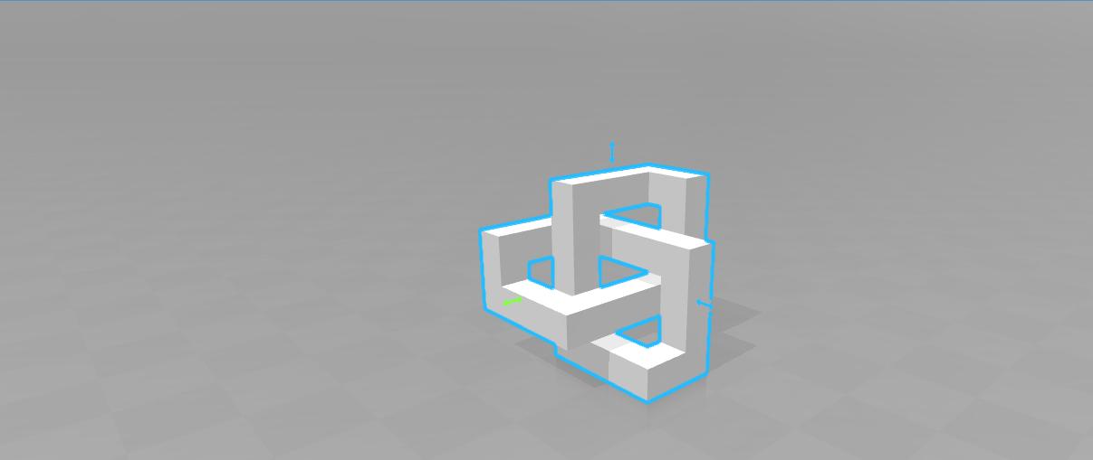 k2.png Download free STL file Clover knot • 3D print object, luis_torres012