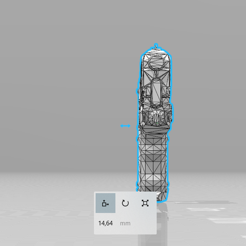 02.png Download STL file MR6 • 3D printable template, luis_torres012