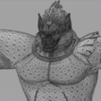 Télécharger objet 3D Ozaru Vegeta, luis_torres012