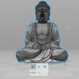 01.png Download STL file Buddha • Model to 3D print, luis_torres012