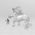 03.png Download STL file Link vs Centaleon • 3D printer object, luis_torres012