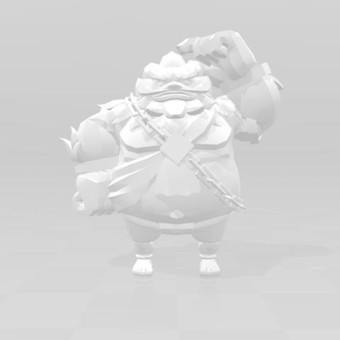 1.png Download STL file Champions • 3D print template, luis_torres012