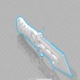 Descargar archivos 3D Combat Knife, luis_torres012