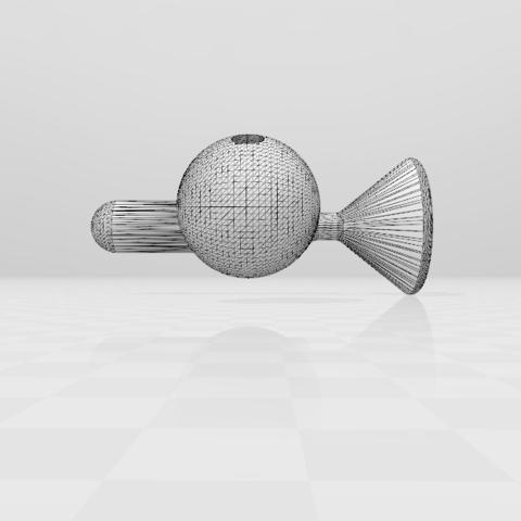 3.png Download STL file Balero de Copa • Design to 3D print, luis_torres012