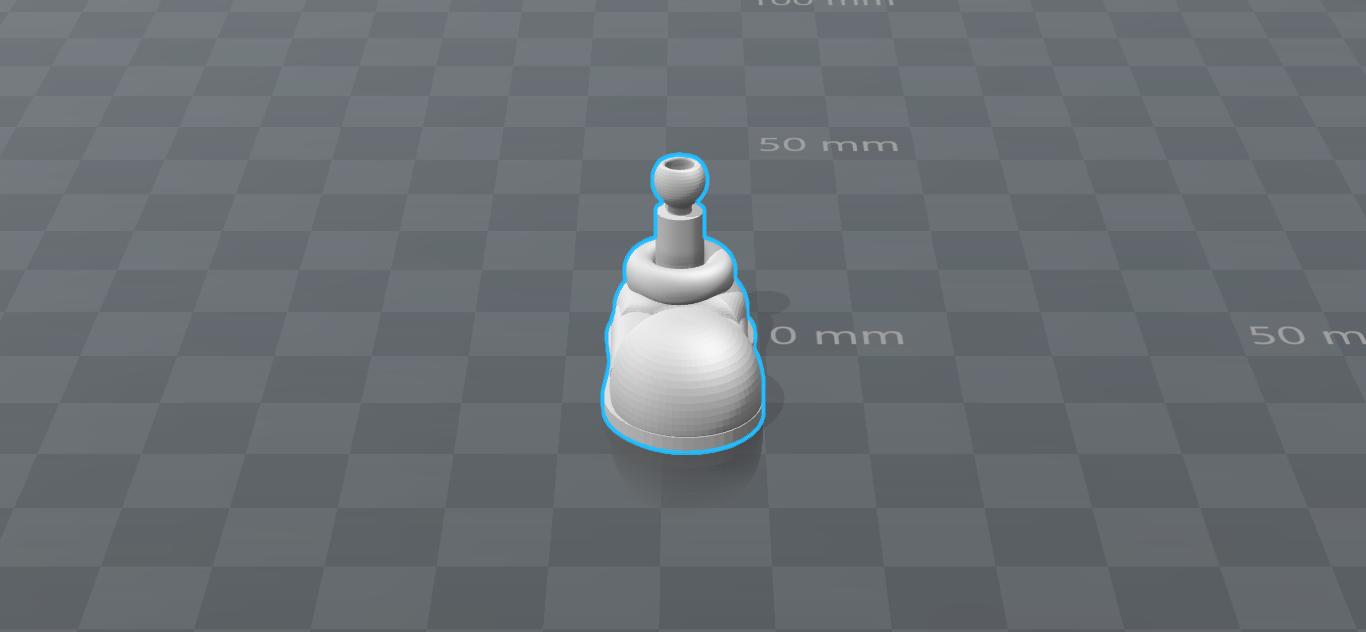 4 - Pie Derecho.png Download STL file Cuphead - Action Figure • 3D print object, luis_torres012